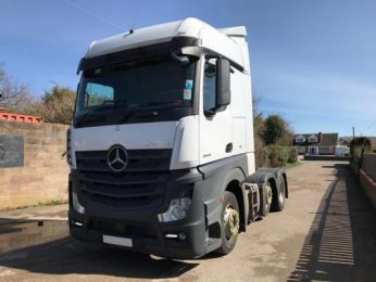 MERCEDES ACTROS 2545 Big Space TRACTOR UNIT 2016 '66